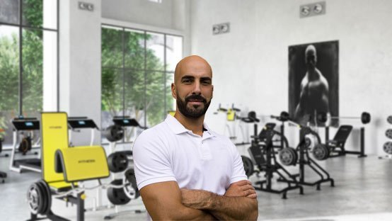 Personal trainer a Roma